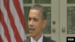 Predsjednik Barack Obama govori nakon susreta sa zastupnicima u američkom Kongresu