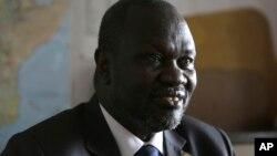 Shugaban 'yan tawayen Sudan ta Kudu Riek Machar
