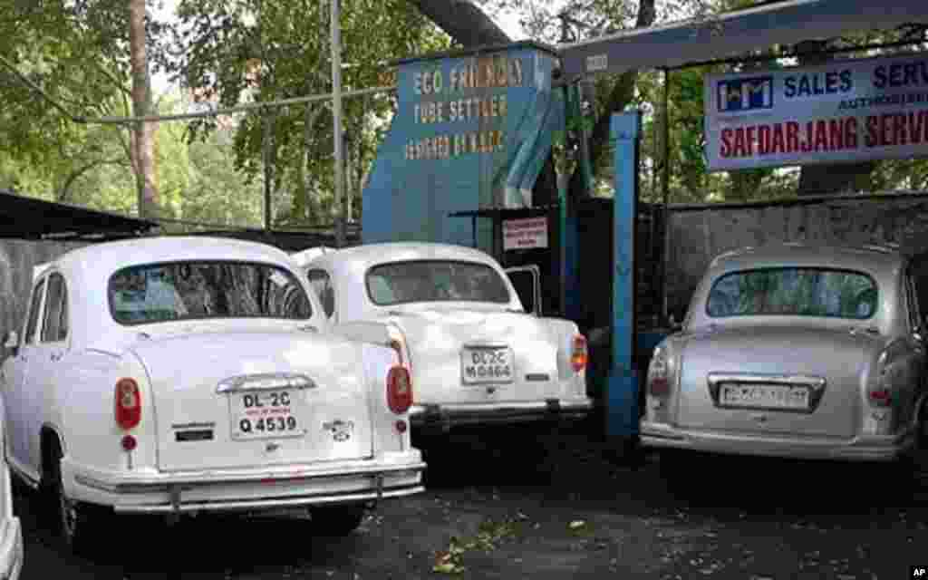 India's Classic Automobile Refuses to Disappear