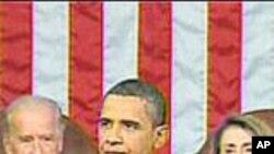 奥巴马宣读肯尼迪医革呼吁信