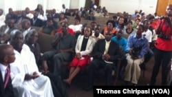 Zimbabwe churches pray for victims of xenophobia in South Africa. (Photo: Thomas Chiripasi)