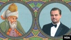لئوناردو دیکاپریو و مولوی (رومی)