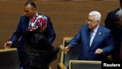 د فلسطیني ادارې صدر محمود عباس