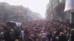 叙利亚允许阿盟观察员进驻 暴力仍持续