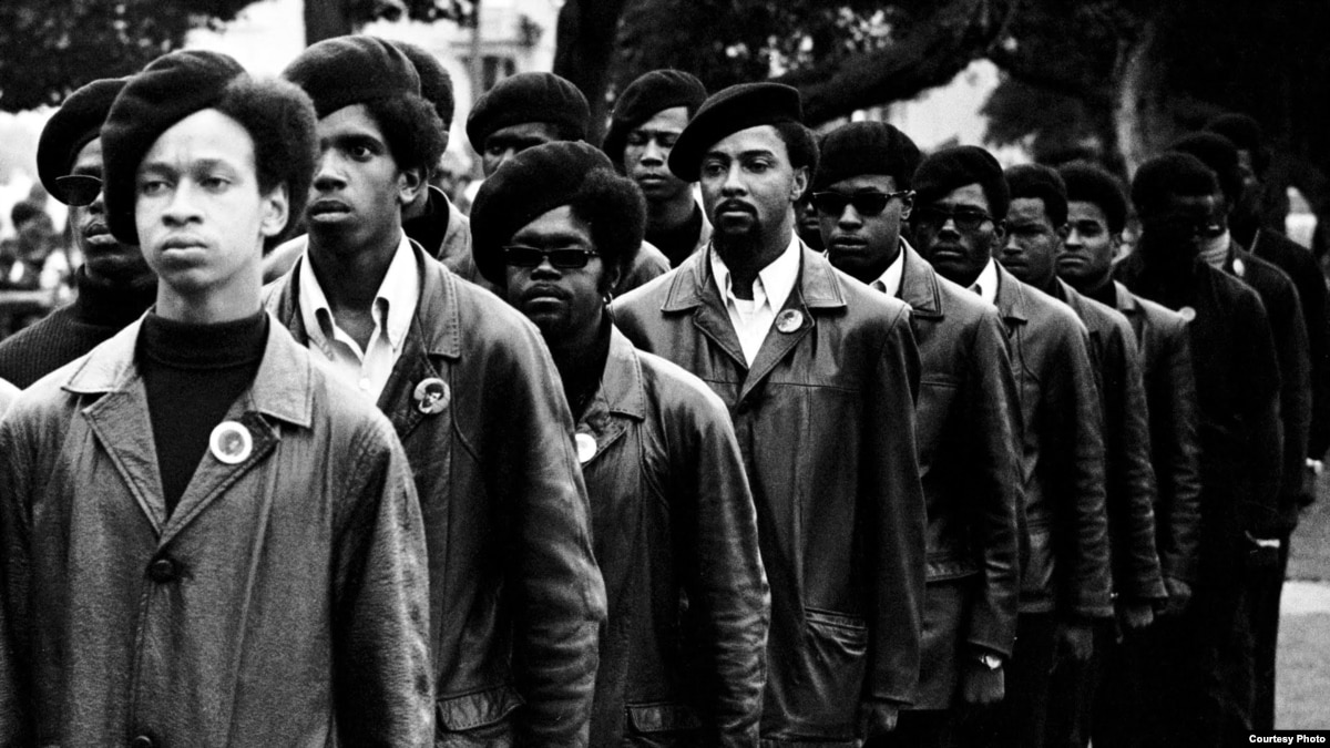 the significance of huey p newton and the black panther party movement