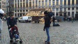 Bruksel, nivel i lartë gatishmërie