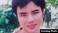Ông Hồ Duy Hải bị tòa án tỉnh Long An kết tội giết người vào năm 2008.