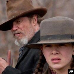 """Jeff Bridges and Hailee Steinfeld star in """"True Grit"""""""
