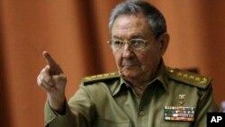 Рауль Кастро