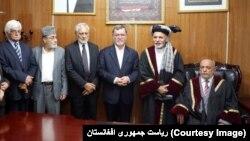 قاضی القضات جدید افغانستان گفته است که با فساد اداری و فساد قضایی مبارزه خواهد کرد