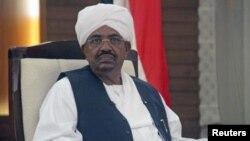 Le président soudanais Omar el-Béchir (archives)