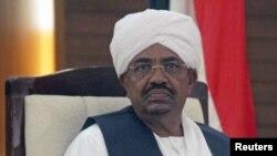 Le président soudanais Omar el-Béchir, 15 septembre 2012.