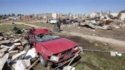 افزایش آمار کشته شدگان توفان جنوب آمریکا