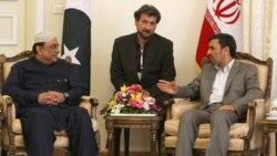 رییس جمهوری پاکستان با مقامات ایران ملاقات می کند