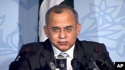 پاکستان کے خارجہ سیکرٹری سلمان بشیر
