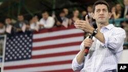 Paul Ryan dijo que como no tiene nada bueno que mostrar Obama ha optado por atacar a su rival Mitt Romney.