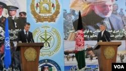 Karzai NATO