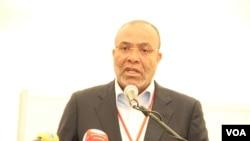 Angola Kwanza Sul governador Eusébio Teixeira