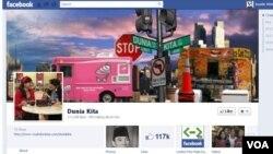 VOA Indonesia's Dunia Kita Facebook Page
