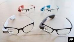 Los Google Glass también están disponibles con receta médica para quienes necesiten grados de aumento en los lentes.