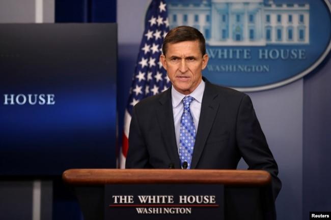 You Hvae to go, US Lawmaker tells national security adviser Flynn
