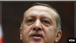 Premy minis Turk la Recep Tayyip Erdoğan