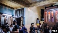 Egypt's Deja Vu