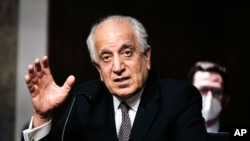 زلمے خلیل زاد نے کہا کہ سیاسی تصفیہ ہی افغان مسئلے کا دیرپا حل ہے۔