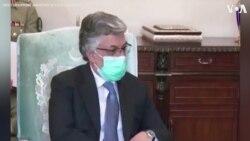Pakistani PM Meets Afghan Political Leaders