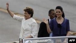 Президент Бразилії Ділма Руссеф