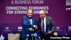 Potpisivanje ugovora, FOTO: EBRD