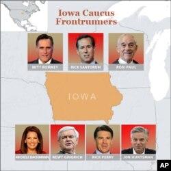 USA - Elections: Jour J dans l'Iowa