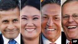 پیرو میں صدارتی انتخابات