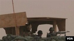 MIliter Amerika yang bertugas di Afghanistan (Foto: dok)