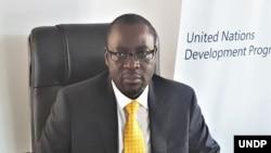 Darekatn Hukumar UNDP a Najeriya, Samuel Bwalya