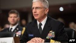 Đô đốc Craig Faller.
