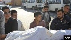 İsrail'den Gazze'ye Misilleme Saldırısı