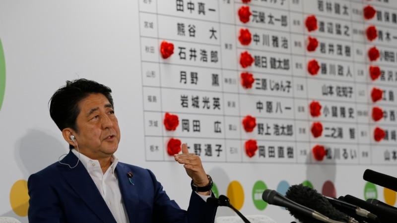 د جاپان د ټاکنو جنجالي موضوع - د اساسي قانون بدلون
