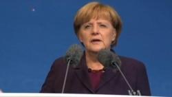 Germany's Merkel Bids For Third Term As Tough EU Decisions Loom
