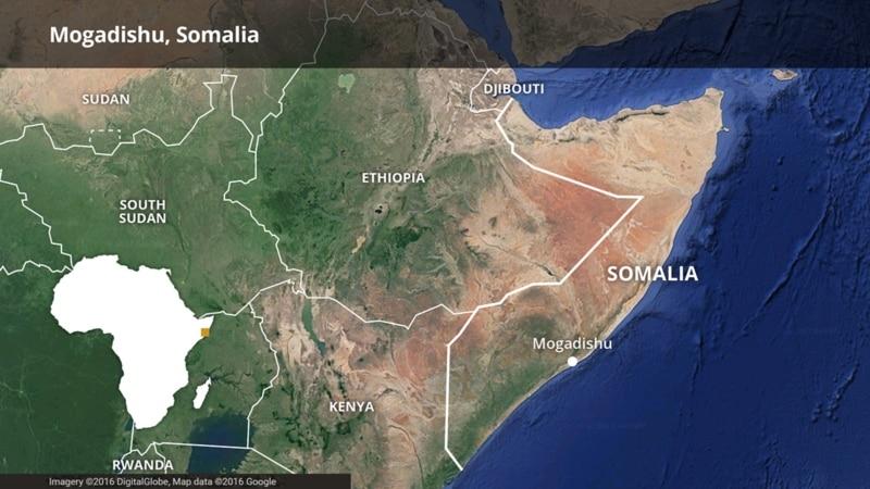 US Airstrike Hits Undetonnated Car Bomb Outside Mogadishu