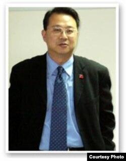 黄介正,台湾政治大学国际战略研究所助理教授(本人提供)