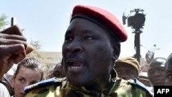 Le lieutenant-colonel Yacouba Issaac Zida