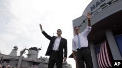 Ông Romney chọn người đứng chung liên danh