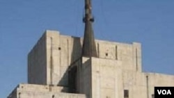 Reaktor nuklir Yongbyon, sumber utama plutonium bagi pengembangan senjata nuklir Korea Utara.
