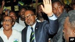 André Mba Obame, était l'un des leaders de l'opposition gabonaise