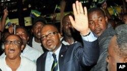 André Mba Obame était l'un des leaders de l'opposition gabonaise