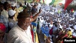 Kyamfe na yakin neman zaben shugaban kasa a Guinea-Bissau