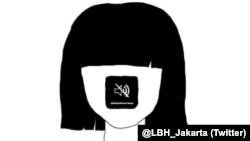 Ilustrasi pengaduan Direktur LBHI Bali. (Twitter/@LBH_Jakarta)