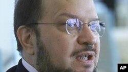 سیدحامد گیلانی، رهبر محاذ ملی