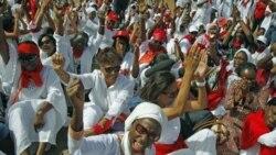 ادامه اعتراض به شرکت رييس جمهور ۸۵ ساله سنگال در انتخابات برای بار سوم